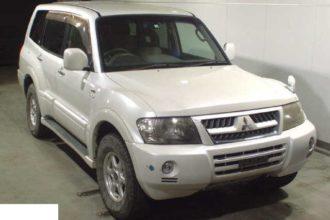 2004 Mitsubishi Pajero Active Field Edition 171
