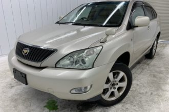 2005 Toyota Harrier 240G L Package 117