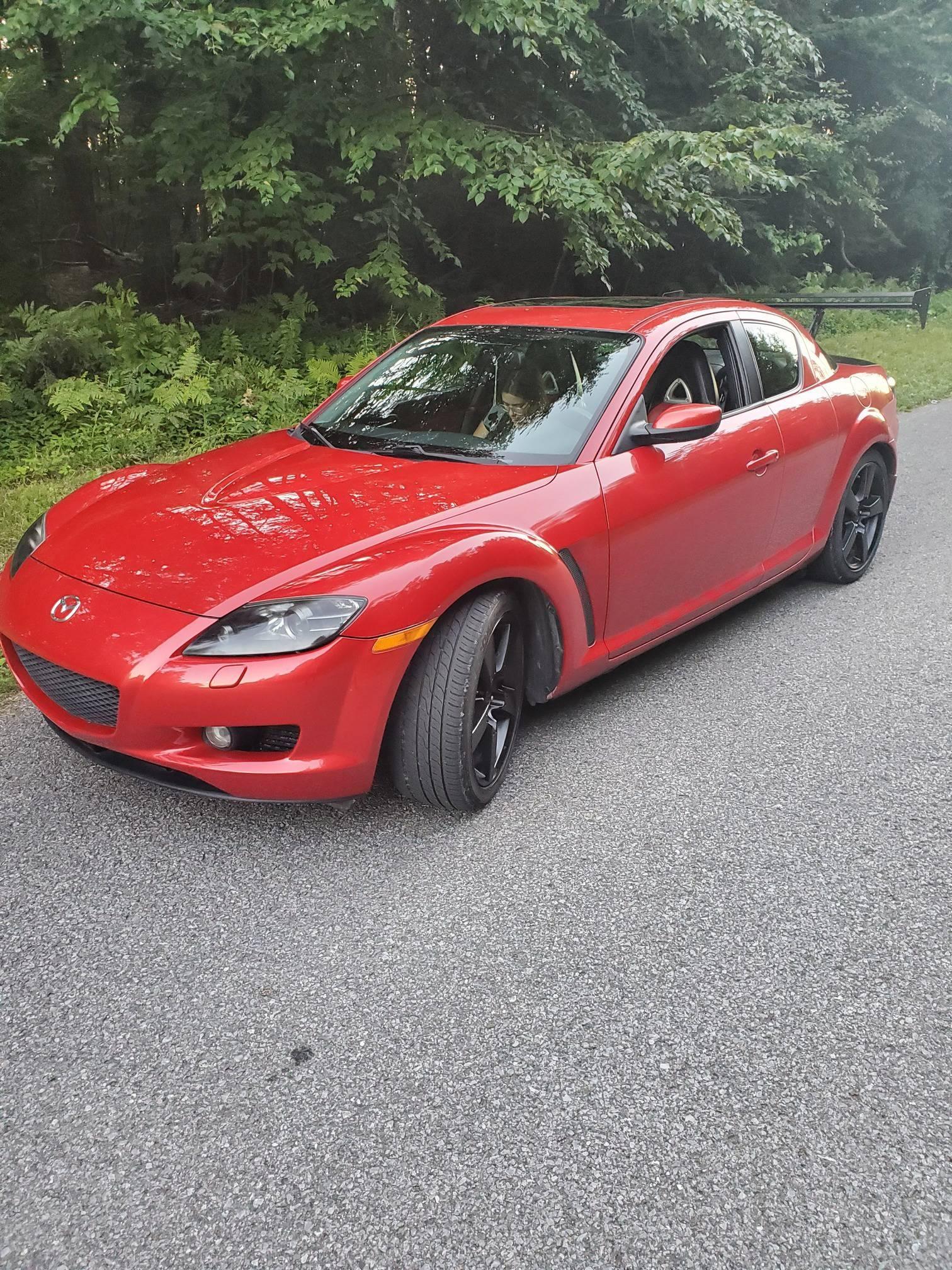 2005 Mazda RX-8 4dr Sdn Auto GS