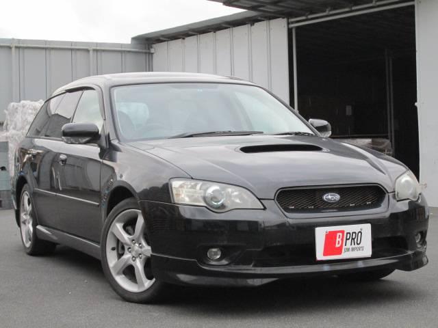 2005 Subaru Legacy Touring Wagon 2.0GT 116