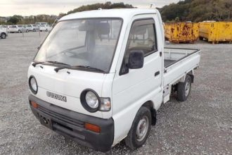 1993 Suzuki Carry Truck 51