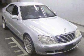 2004 Mercedes-Benz S-Class S350 38