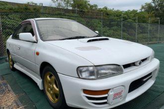1995 Subaru Impreza WRX (Arriving late February 2021)