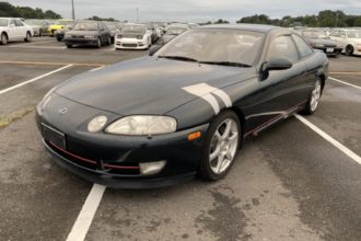 1991 Toyota Soarer GT Twin Turbo (Arriving late February 2021)