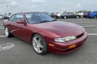 1993 Nissan Silvia S14 K's (Arriving late February 2021)