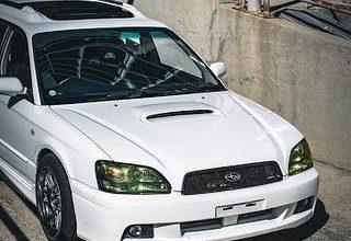 2001 Subaru Legacy 4dr GT Manual