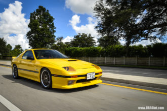 '88 Mazda RX7 Turbo 2 – Minty Early FC3S Goodness