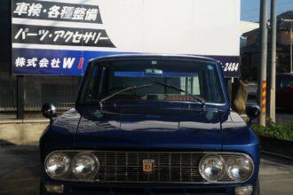 1965 Nissan Bluebird