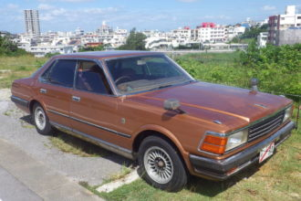 1981 Nissan Gloria