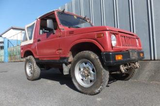 1985 Suzuki Jimny