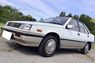 1987 Mitsubishi Lancer
