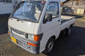 1995 Daihatsu Hijet track