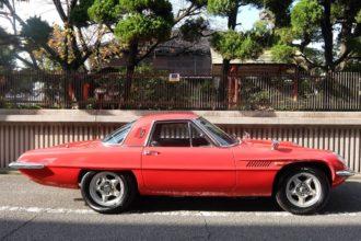 1967 Mazda Cosmo Sports
