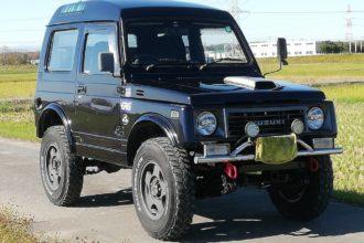 1992 Suzuki Jimny