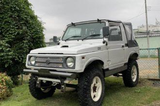 1993 Suzuki Jimny