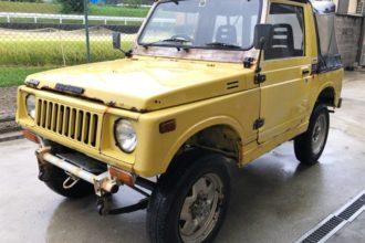 1984 Suzuki Jimny