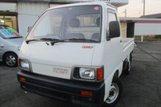 1993 Daihatsu Hijet track