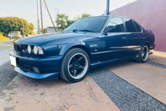 1993 BMW 5 Series Sedan