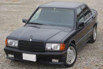 1992 Mercedes Benz 190 Series