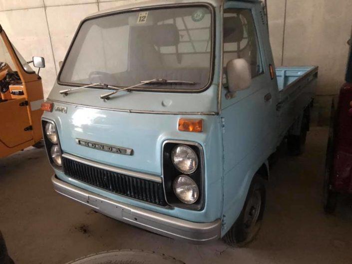 1976 Honda TN7