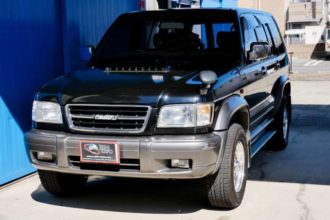 Isuzu Bighorn for sale (N.8371)