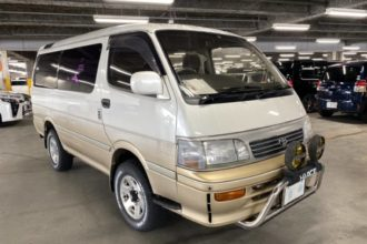 1995 Toyota Hiace Super Custom Limited (Arriving in December 2020)