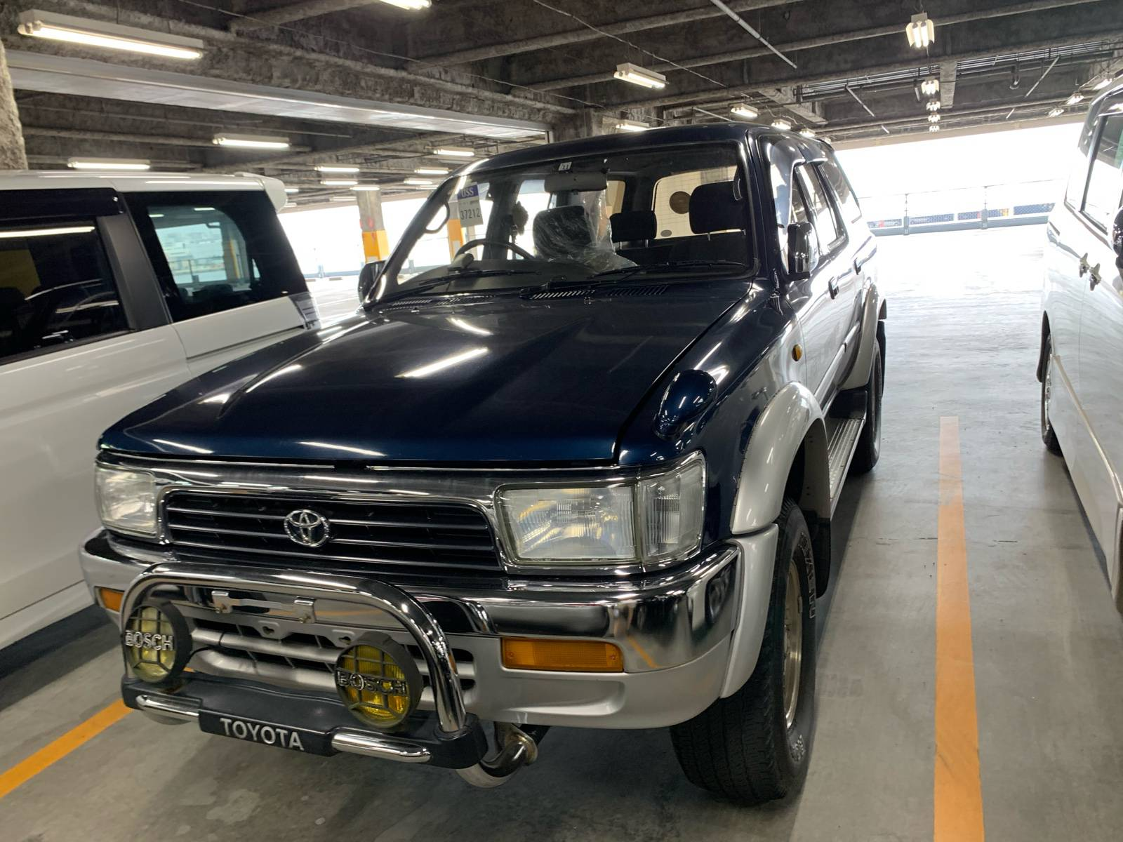 1994 Toyota Hilux Surf SSR-X (Arriving January 2021)