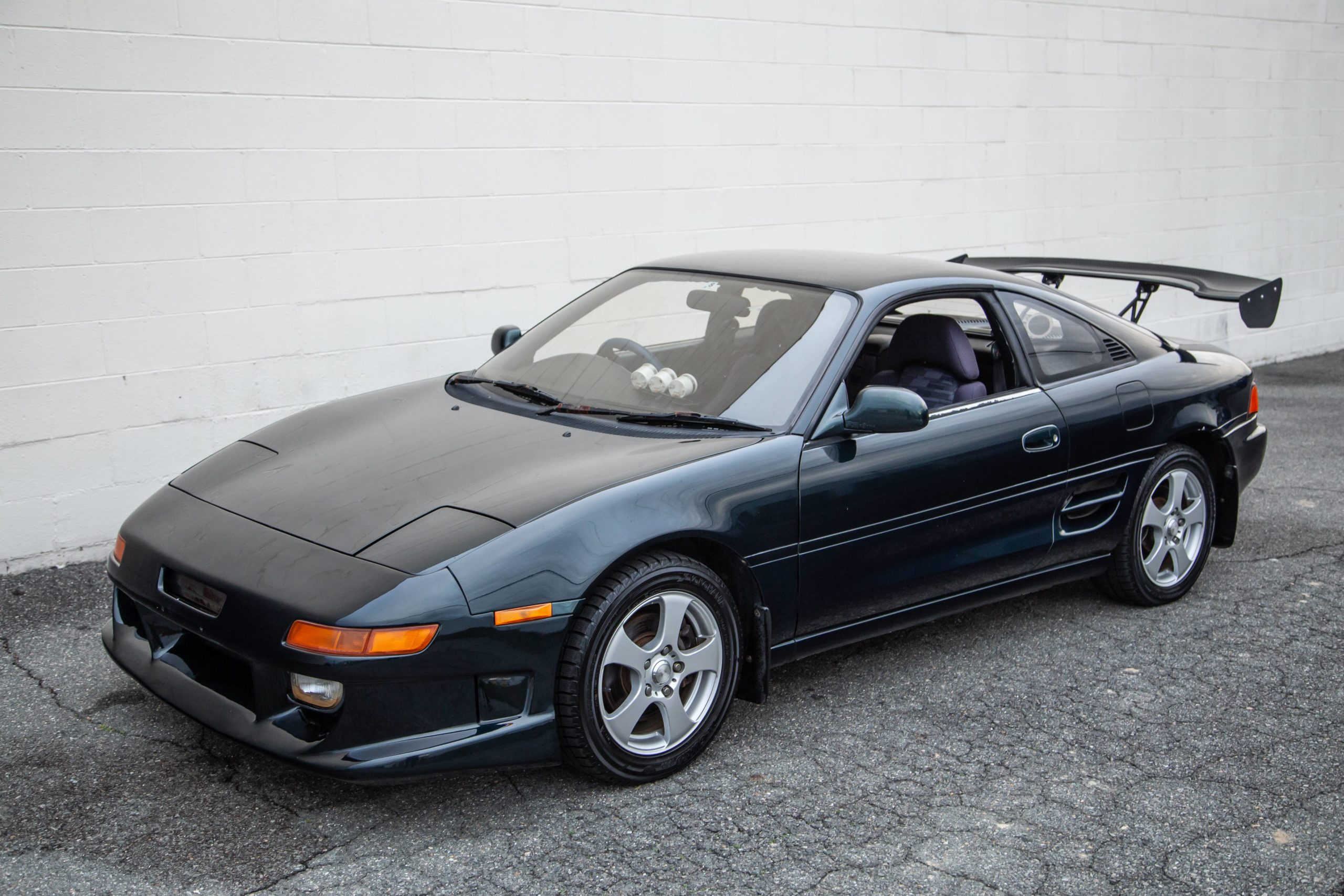 1994 Toyota MR2 GT-S Turbo Slicktop Roof Bomex Aero Clean Modified JDM Import