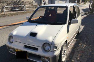 1993 Suzuki Alto Works