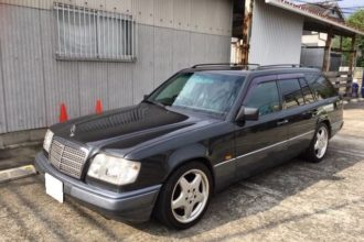 1994 Mercedes-Benz E-Class station wagon