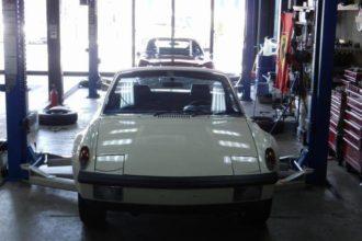 1977 Porsche 914