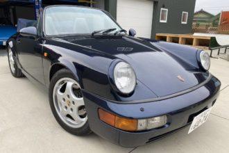 1992 Porsche 911 (Coupe)