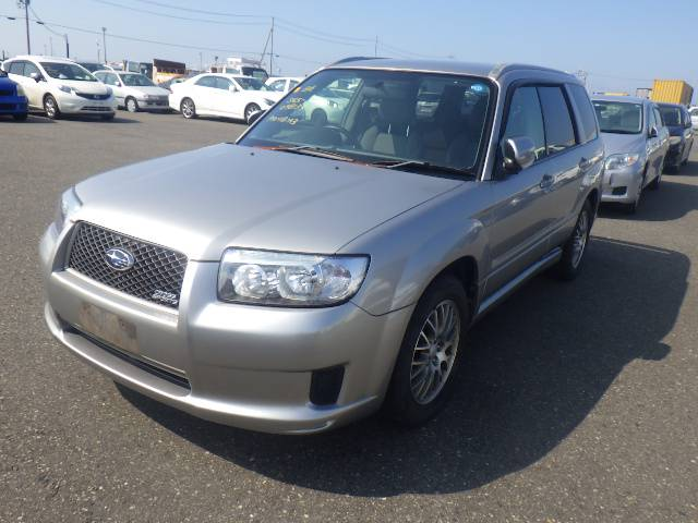 2005 Subaru Forester Cross Sports 85